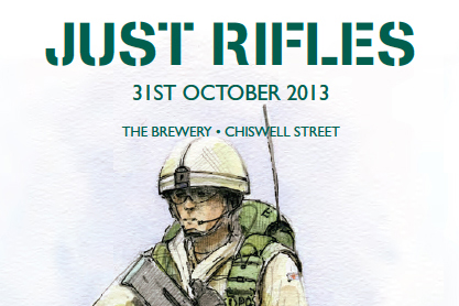 Just Rifles Brochure 2013
