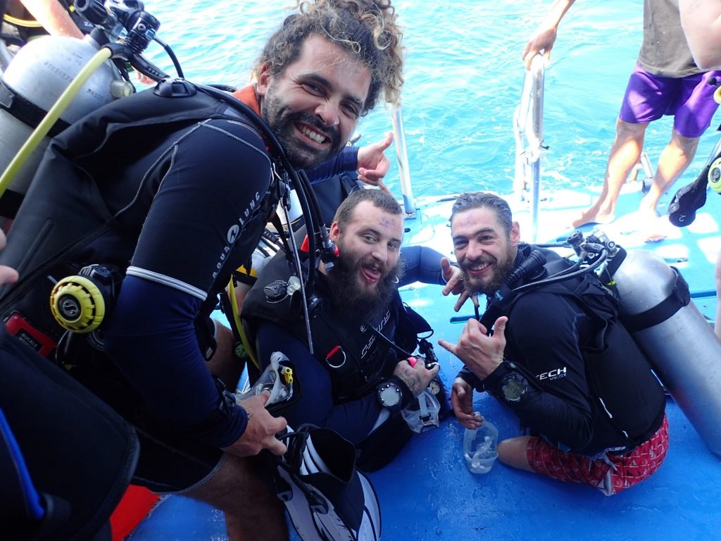 Ex-Rifleman's Diving Expedition To Thailand